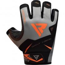 【線上體育】RDX GYM 舉重手套SUMBLIMATION F22 橘色
