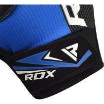 RDX026 【線上體育】RDX 健身 舉重手套SUMBLIMATION F43藍色