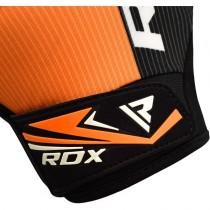 RDX027 【線上體育】RDX 健身 舉重手套SUMBLIMATION F44 橘色