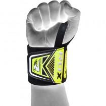 RDX030 【線上體育】RDX 健身 護腕 黑/綠色