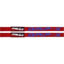 RDX034 【線上體育】 RDX 健身 拉力帶 GEL 紅