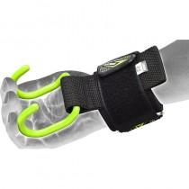 RDX041 【線上體育】RDX 健身 PRO 吊鉤15 拉力帶 綠色 NEW