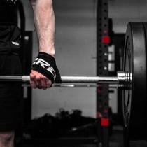 【線上體育】RDX健身 護腕 黑 PRO RDX043