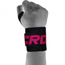 【線上體育】RDX健身 護腕 粉紅 PRO RDX044