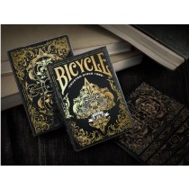 【USPCC撲克】 S102845 Bicycle spirit-2 black