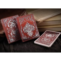 【USPCC撲克】 S102846 Bicycle spirit-2 red
