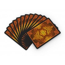 【USPCC撲克】 S103049007 BICYCLE ND wildfire PLAYING CARDS natural disasters