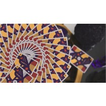 【USPCC撲克】Purple FORMA Playing Cards by TCC and Alejandro Urrutia S103049059