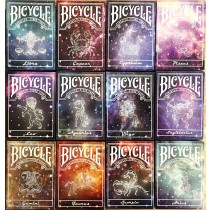 【USPCC 撲克】十二星座Bicycle Cancer Playing Cards 巨 蟹 座
