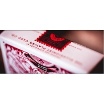 【USPCC撲克】Red Hellions Playing Cards