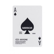 ANYONE MIRROR PLAYING CARDS 【USPCC撲克】 S103049509