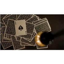 【USPCC撲克】Deluxe ICON BLK Playing Cards S103049518