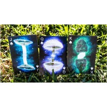 【USPCC撲克】Fungi Mystic Mushrooms Mycological Playing Cards S103049523