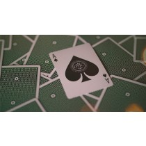 【USPCC撲克】DMC ELITES: Marked Deck (Forest Green) S103049556