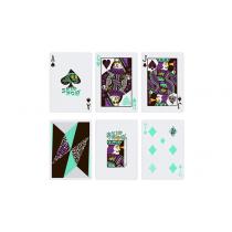 Skid Row 撲克牌【USPCC撲克】S103049612
