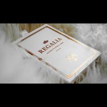 Regalia White 撲克牌 by Shin Lim【USPCC撲克】S103049652