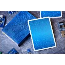 【USPCC撲克】Circuit Ice Blue editions S103049696