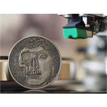 【USPCC撲克】Hobo Coin - 白兔 - 古銀幣 S103049699-4