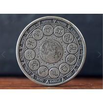 【USPCC撲克】Ecliptic Antique 鍍銀幣 S103049699-5