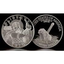【USPCC撲克】Hobo Coins Series III 銀幣 雷神之槌 S103049699