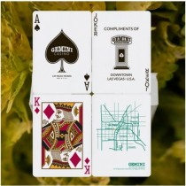 【USPCC撲克】Gemini Casino Emerald Green S103049720
