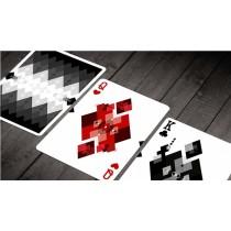 【USPCC撲克】Diamon  N° 10 Black and White S103049728