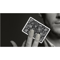 【USPCC撲克】Paisley Playing Cards Workers Deck Black S103049731