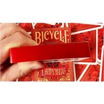【USPCC撲克】Bicycle Gilded  Ladybug (Red)  S103049735