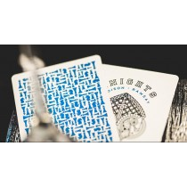 【USPCC撲克】BLUE KNIGHTS PLAYING CARDS S103049756