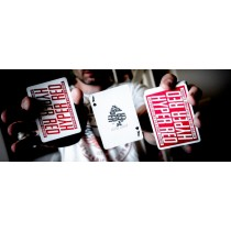 【USPCC撲克】Hyper Red playing cards  紅潮牌S103049761