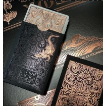 【USPCC撲克】Rose Gold  GATORBACKS PLAYING CARDS S103050342