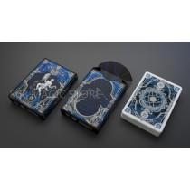 【USPCC撲克】水瓶座 Zodiac Portents Playing Card 808星座牌