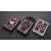 【USPCC撲克】牡羊座 Zodiac Portents Playing Card 808星座牌