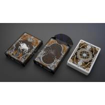【USPCC撲克】金牛座 Zodiac Portents Playing Card 808星座牌