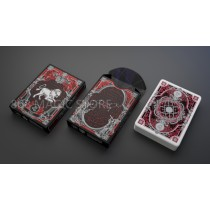 【USPCC撲克】獅子座 Zodiac Portents Playing Card 808星座牌