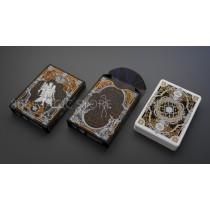 【USPCC撲克】處女座 Zodiac Portents Playing Card 808星座牌