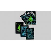【USPCC 撲克】Bicycle Dark Mode 撲克 S103050793