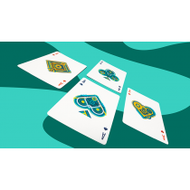 【USPCC 撲克】Play Dead V2 Playing Cards by Riffle Shuffle S103050800