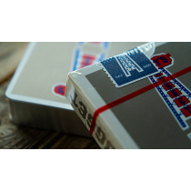 【USPCC 撲克】Gilded Vintage Feel Jerry's Nuggets (Steel) Playing Cards S103050807