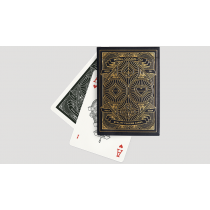 【USPCC 撲克】Misc. Goods Co. Black Playing Cards S103050814