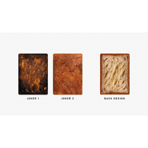 【USPCC 撲克】The Sandwich Series (Bread) Playing Cards S103050820