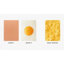 【USPCC 撲克】The Sandwich Series (Egg) Playing Cards S103050821