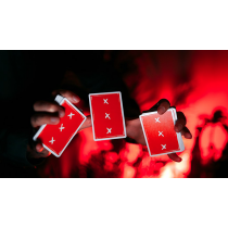 【USPCC 撲克】X Deck (Red) Signature Edition Playing Cards by Alex Pandrea S103050829