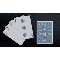 【USPCC 撲克】Bicycle Robot Playing Cards (Factory Edition) S103050871