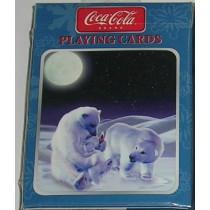 【USPCC撲克】可口可樂北極熊撲克牌-月亮版
