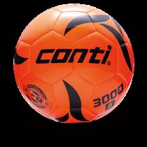 【線上體育】CONTI 4號螢光專用球 柑