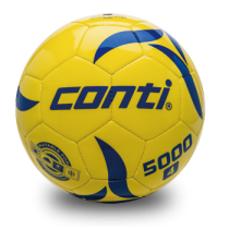 【線上體育】CONTI 4號鏡面抗刮頂級TPU車縫足球