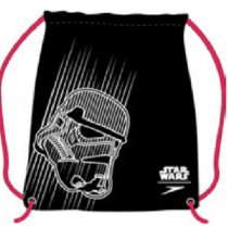 SPEEDO 休閒防潑水束口袋 Wet Kit Bag 星際大戰【線上體育】SD808034C629