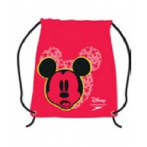 SPEEDO 休閒防潑水束口袋 Wet Kit Bag 米奇【線上體育】SD808034C818