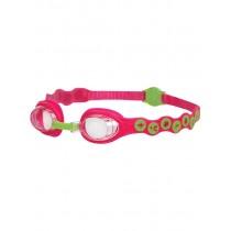 【線上體育】SPEEDO兒童 Sea squad 泳鏡 粉紅-綠SD8083828028N